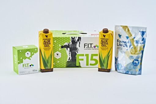 F.I.T. 15 Program Vanilla