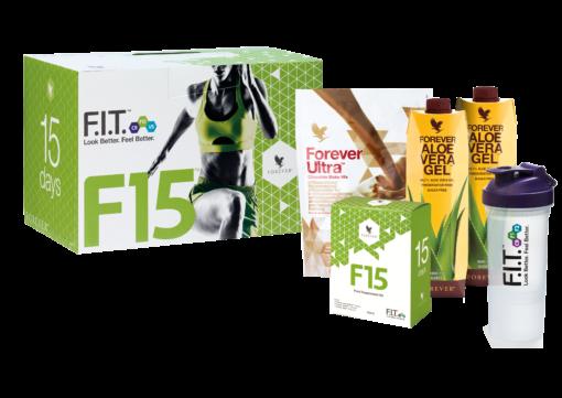 F.I.T. 15 Program Chocolate