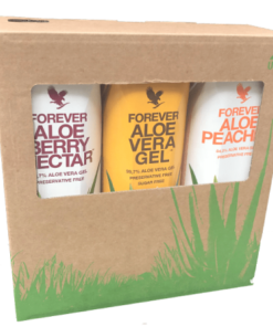Forever Mixed Aloe Gel Tripack