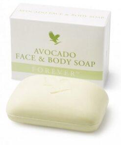 Avocado Face Body Soap