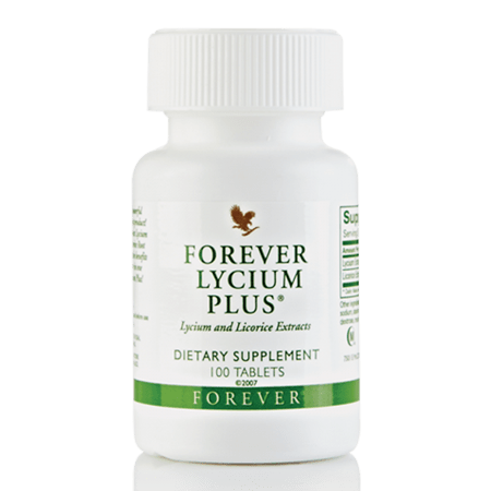 Forever Lycium Plus - Forever Living by Aloe Vera Ireland