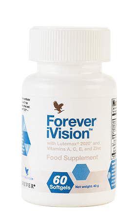 Forever iVision is an eye supplement loaded with vitamins and scientifically-advanced ingredients for complete, modern day eye support.