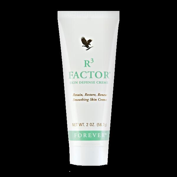 R3 Factor Skin Defense Creme