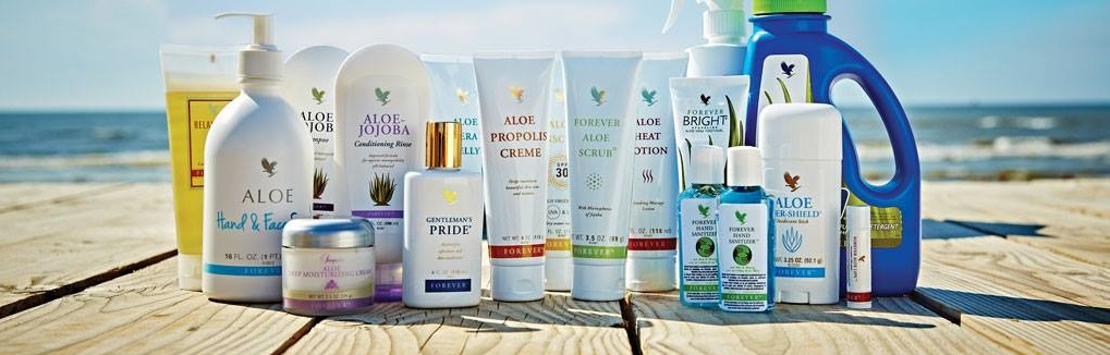 Forever Living Pproducts Range of Products
