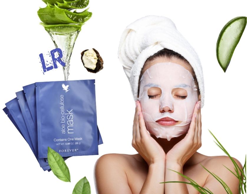 Forever Living Bio Cellulose Mask