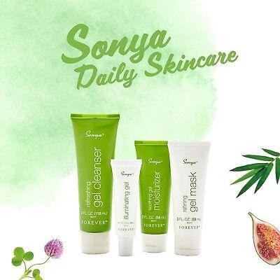 New! Forever Living's Sonya Daily Skin Care